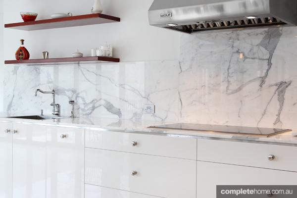 vintage inspired kitchen design