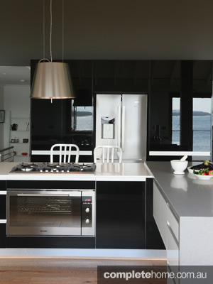 Guy Sebastian, one of Australia's hottest music superstars briefed the Freedom Kitchens team to come up with a design solution for his property on the picturesque NSW South Coast.
