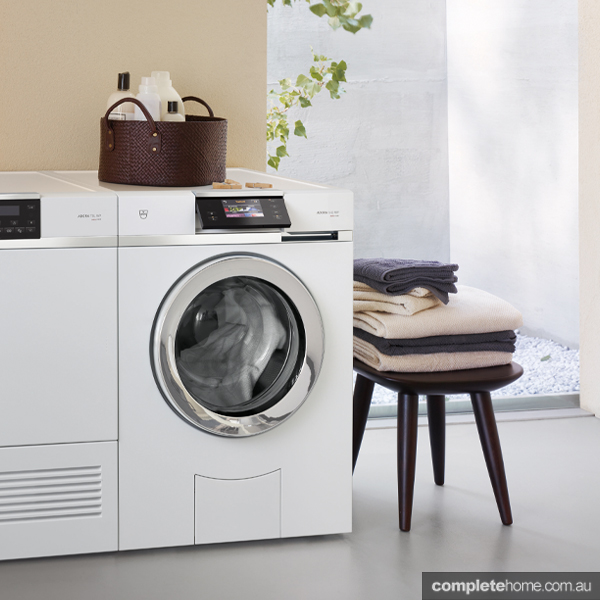 energy saving washing machine technology