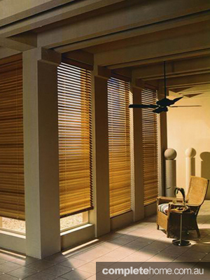 Have complete control over the natural light in your home with these gorgeous shutters and blinds