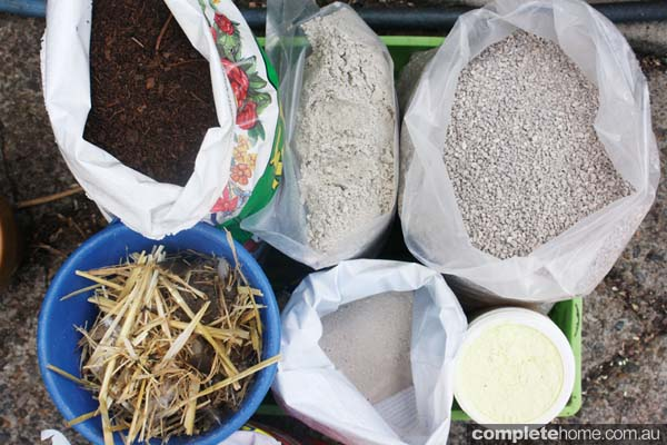 Soil With Gypsum Additives : Down to the nitty gritty soil additives completehome