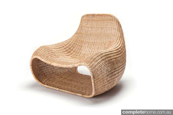 interior design profile natural chair