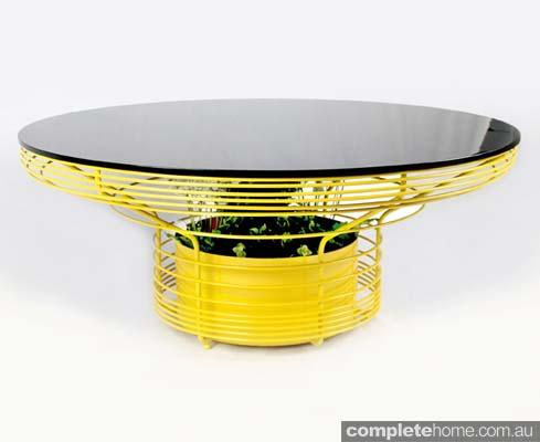 interior design profile coffee table