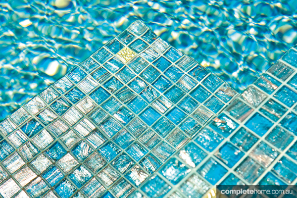 Bisazza mosaics are unparalleled in beauty and will make your pool unforgettable