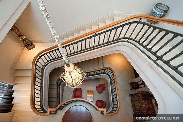 Gorgeous stairs to suit any home