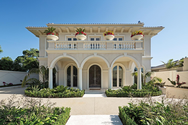 Home design: A grand affair