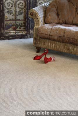 Select the right soft flooring and enjoy the luxury and warmth of natural fibres underfoot