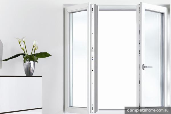 REHAU uPVC window systems