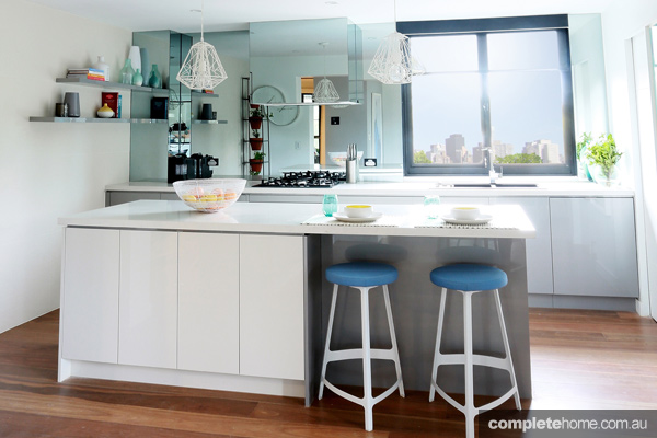Dream Kitchens Revealed on The Block Sky High