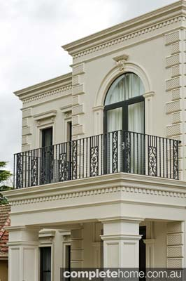One-of-a-kind wrought-iron gates, fences and balustrades of exceptional craftsmanship