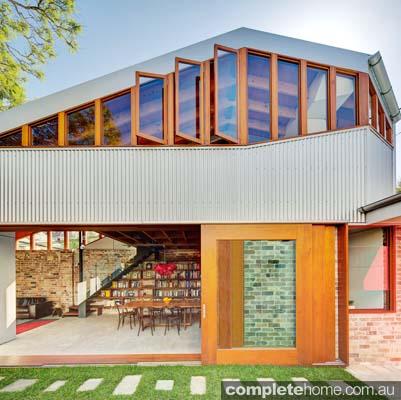 contemporary industrial renovation