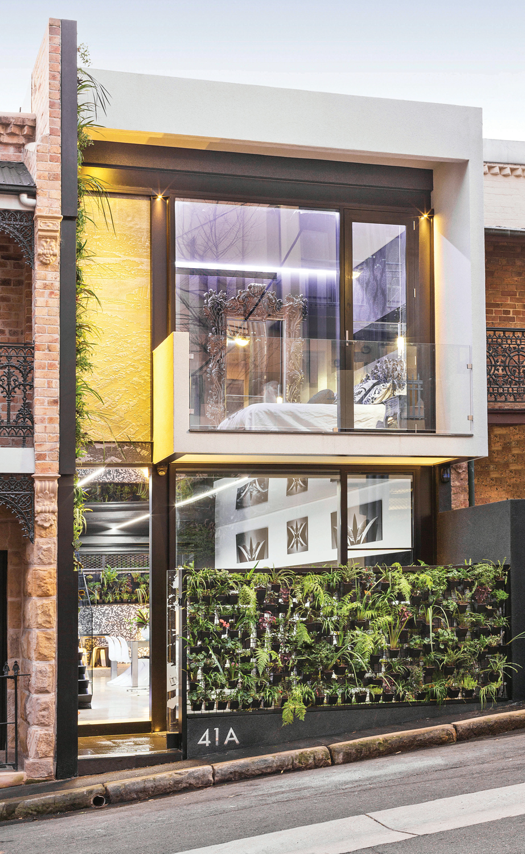 An eco-friendly home design
