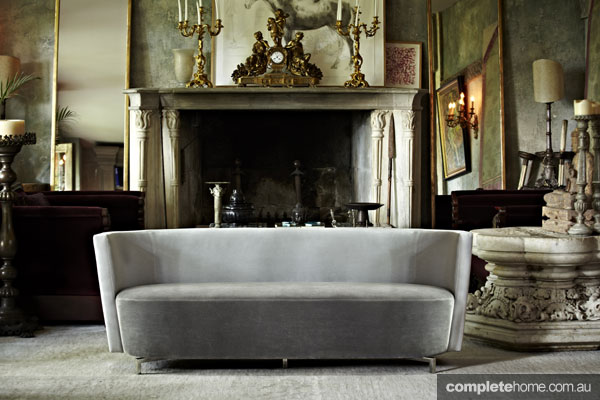 Zeynep Fadillioglu design - couch and gorgeous interior
