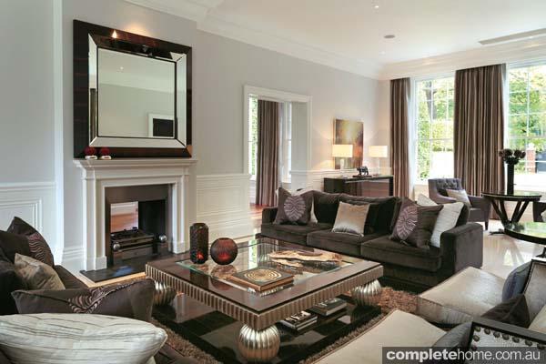 Stately Estate: English Grandeur