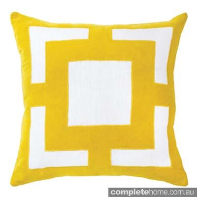 Panel Yellow Medium
