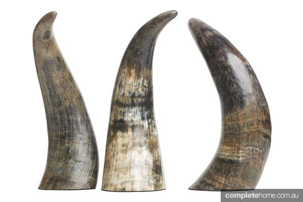 Boconcept horn sculpture homewares interiors