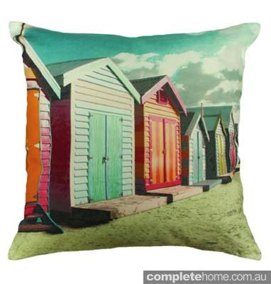 Brighton gelato Cushion