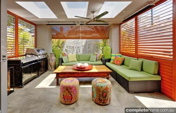 Franchi Powell Ourdoor room