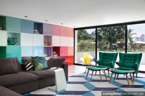 vibrant_interior style