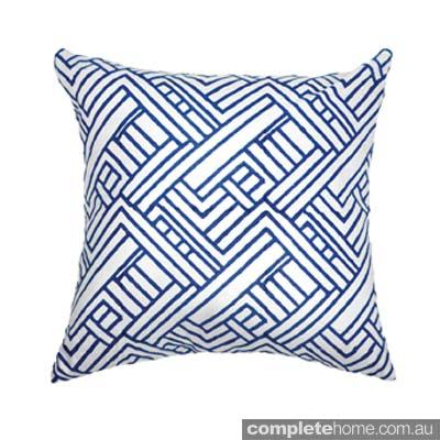 Navy Medium Cushion