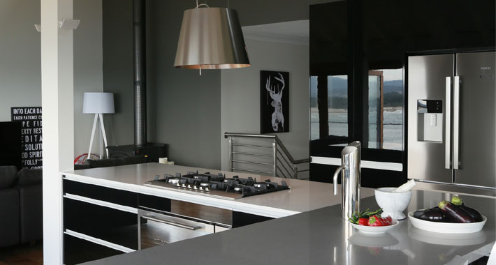 Matt, Moody and Metallic – Trending Now At Freedom Kitchens