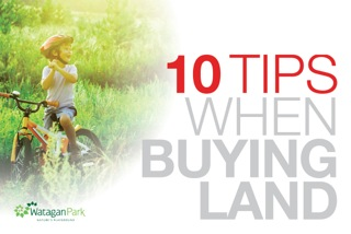 If you're considering buying land to build your home, there are certain things to consider to ensure the block is right for you.