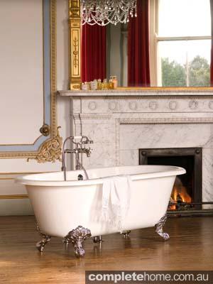Regal Bathroom Design Completehome