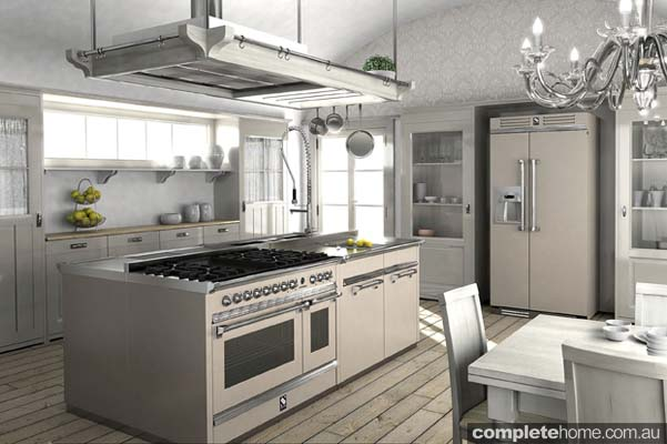 Grand in capacity, striking in looks and with the combi-steam difference, Ascot by Steel is a complete cooking sensation.