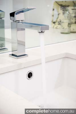 First Choice Warehouse show us how to make any bathroom luxurious.