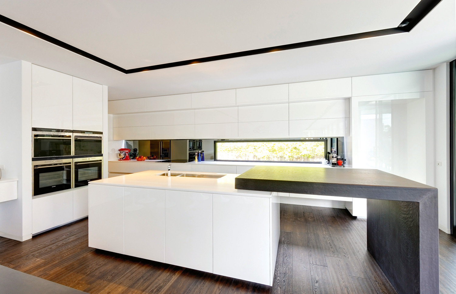 Magnificent And Modern Kitchen Completehome
