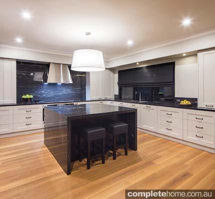Luxe Farmhouse Kitchen Design Completehome