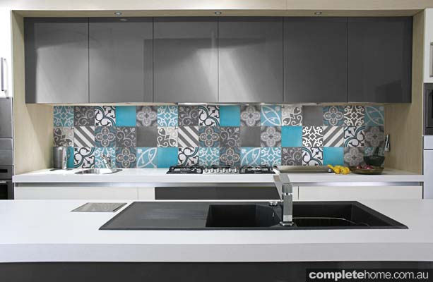 Age old Splashback Style Completehome