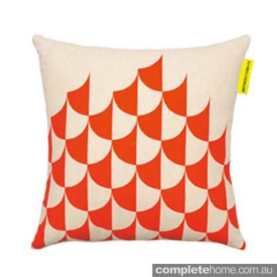 Jester cushion
