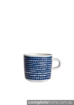 Rasymatto Blue coffee Cup