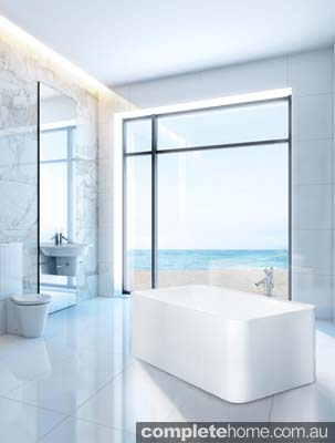 The bathroom is the most intimate space in our homes, bursting with potential to express your individuality.