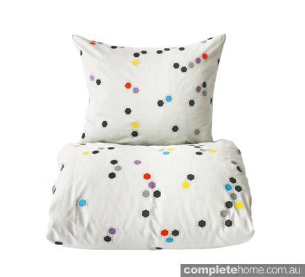 OYOY honeycomb linen