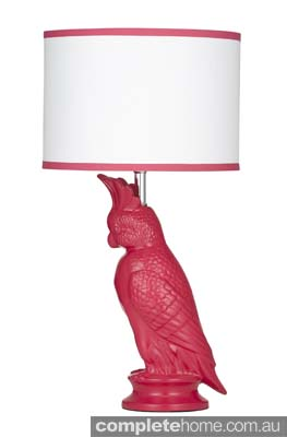 Polly table lamp from Amalfi