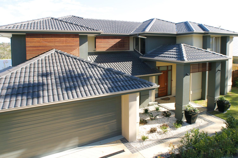 Personalise your roof tile colour scheme