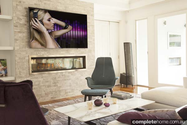 Whether it's a complete home theatre or a simpler audio-visual system, entertainment technology is pushing the boundaries to create the ultimate in-home experience