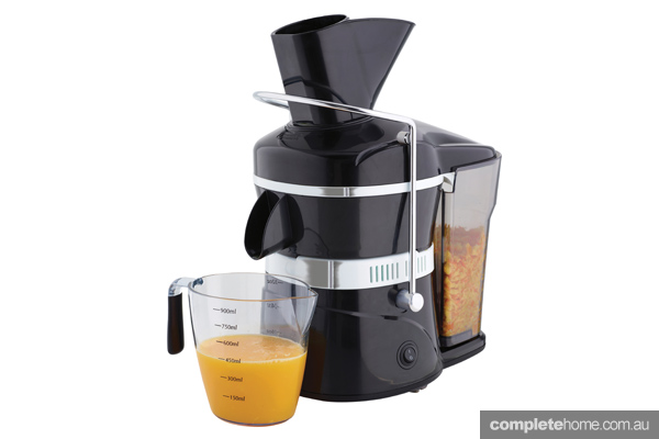 modern juicers save time and encourage health and vitality.