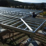 Steel framing system from Spantec
