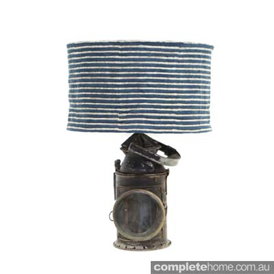 Train Conductor lamp