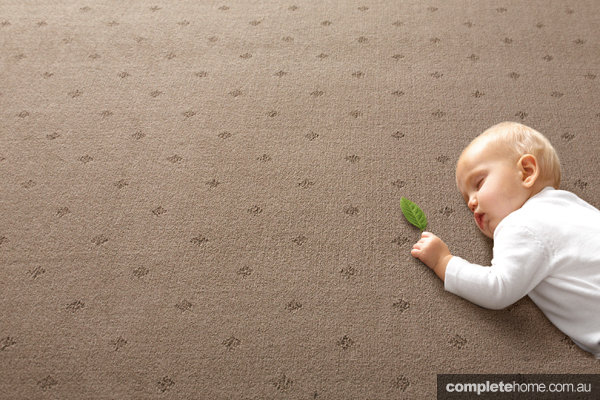 What's more, these carpets are strongly protected against stains and are durable, colourfast and guaranteed for 15 years.