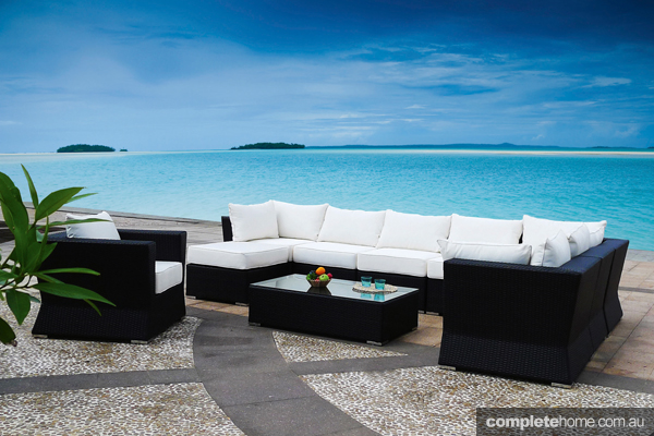 Create your dream outdoor living space with designer wicker furniture