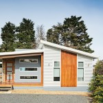 Crafty and compact holiday home design
