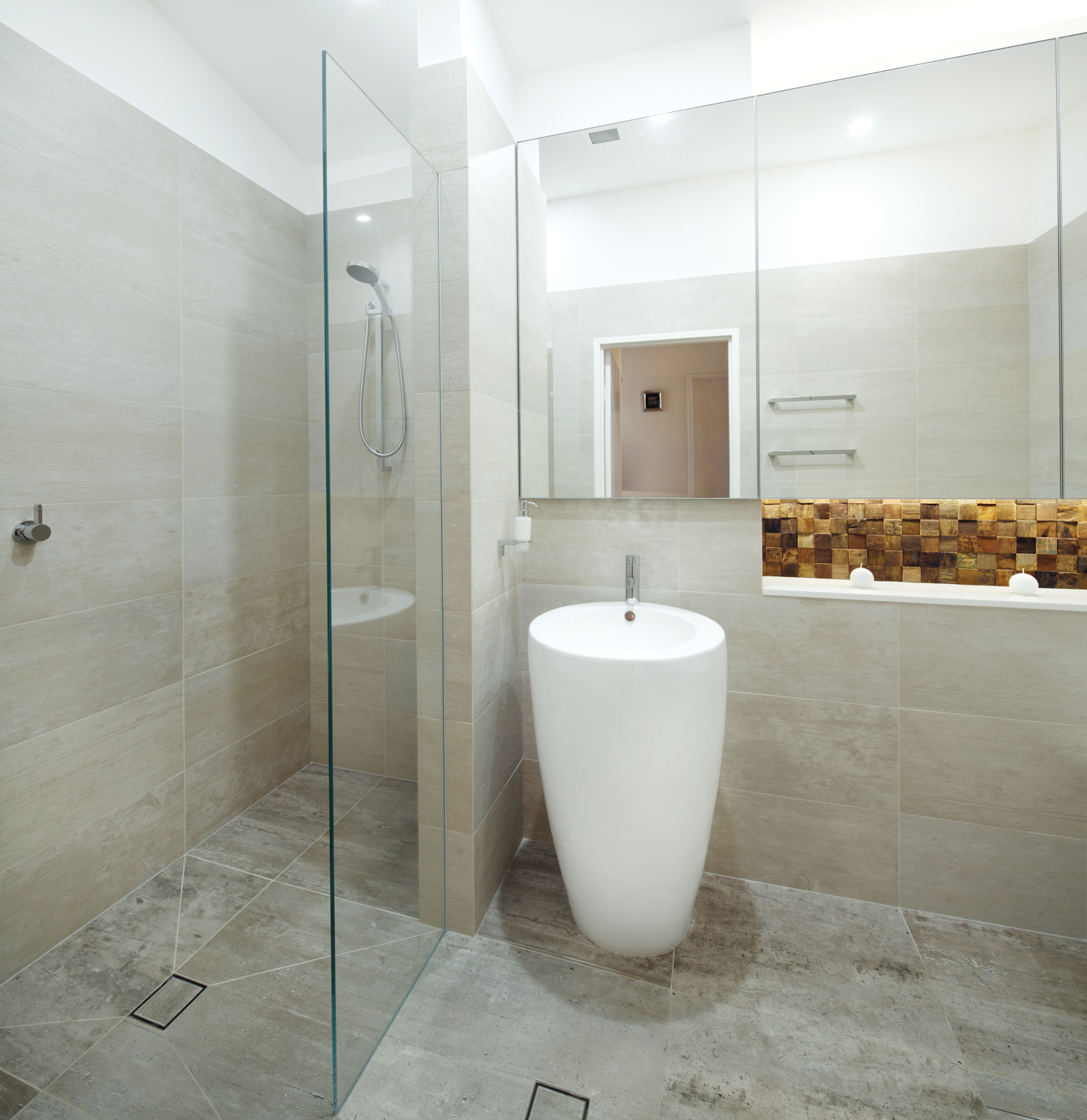 Bathroom design: Recycle with style