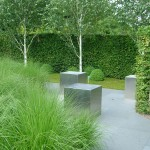 Designer landscapes at home