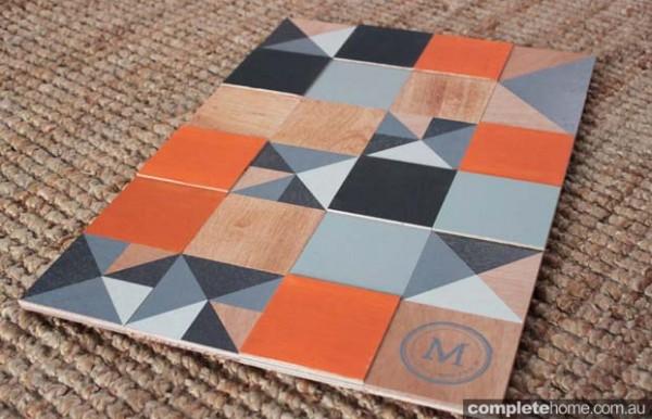 M Co. Orange Haze