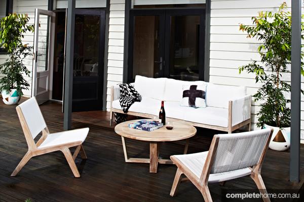 Reef: Cool and laid-back outdoor furniture