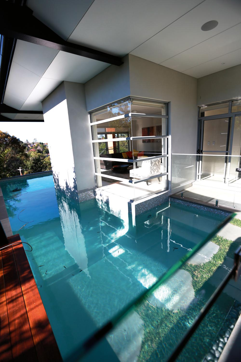 We love this Senator Pools design
